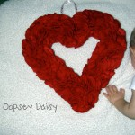 heart wreath_baby