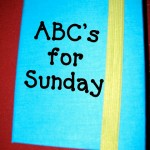 Sunday ABC_book