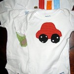 applique onesie_set