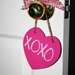 chalkboard heart_pink on knob