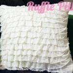 ruffle pillow_title