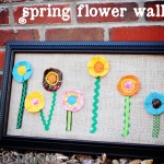 flower wall art_title