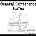 general conference notes_cover