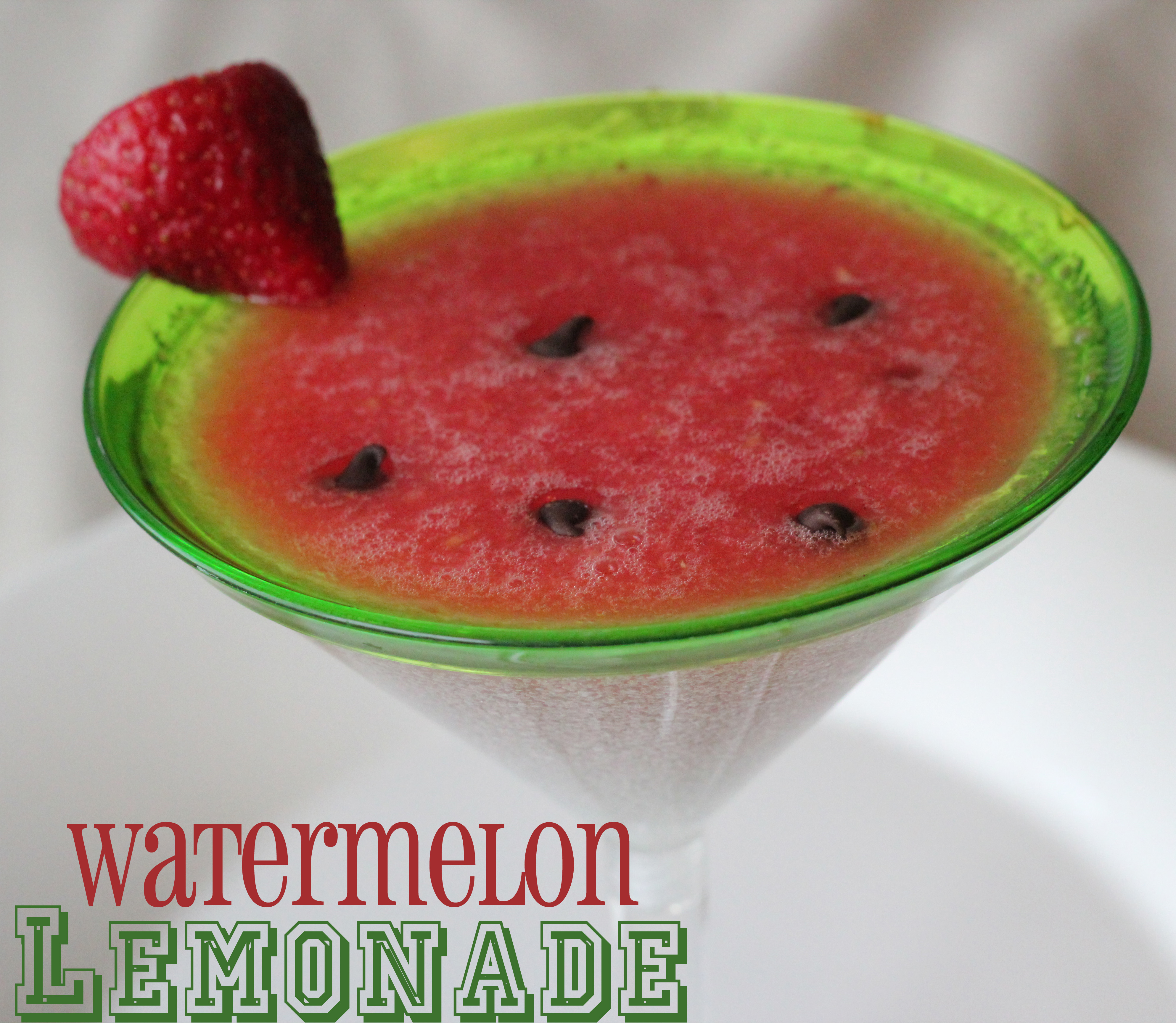 Watermelon Lemonade | Oopsey Daisy