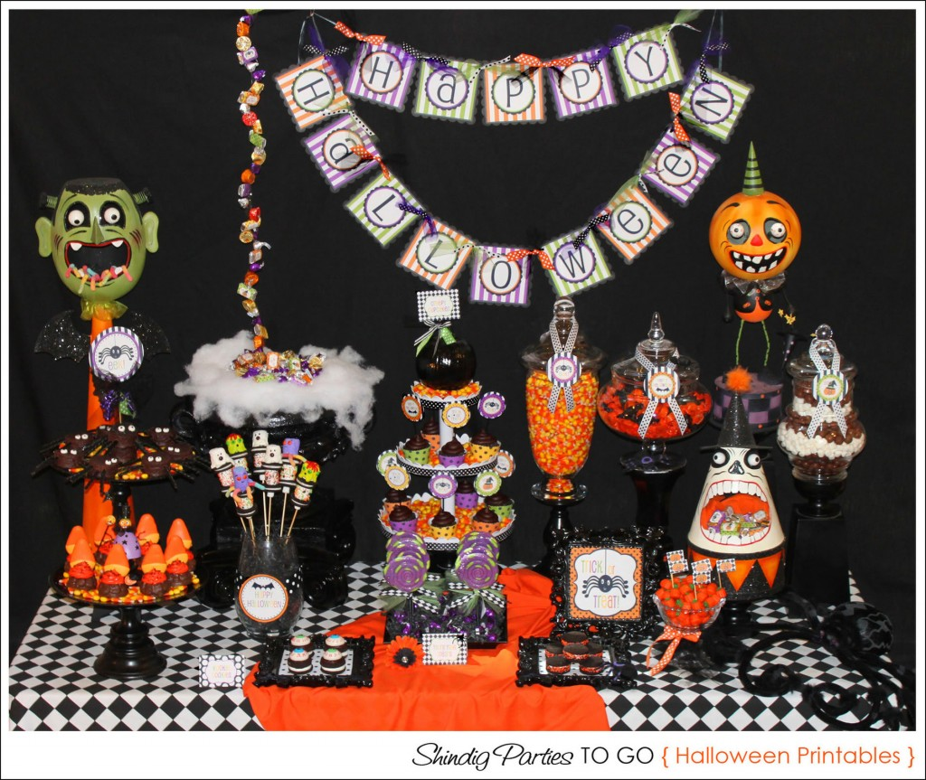 Wednesday 39 s wowzers a bit of everything oopsey daisy for Where to have a halloween party