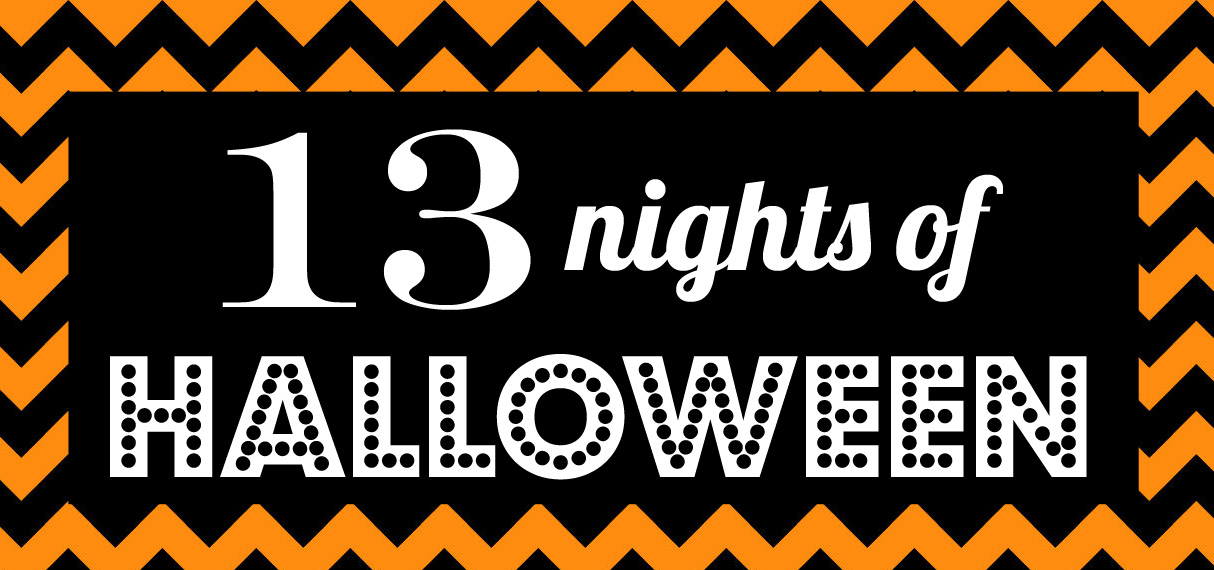 The 13 Nights of Halloween | Oopsey Daisy
