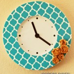 clock makeover_done