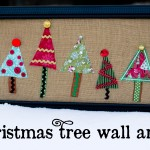 christmas tree wall art_title