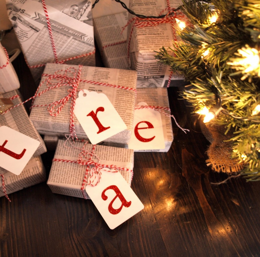 Веселые подарки новый год своими руками