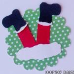 santa chimney_just tag