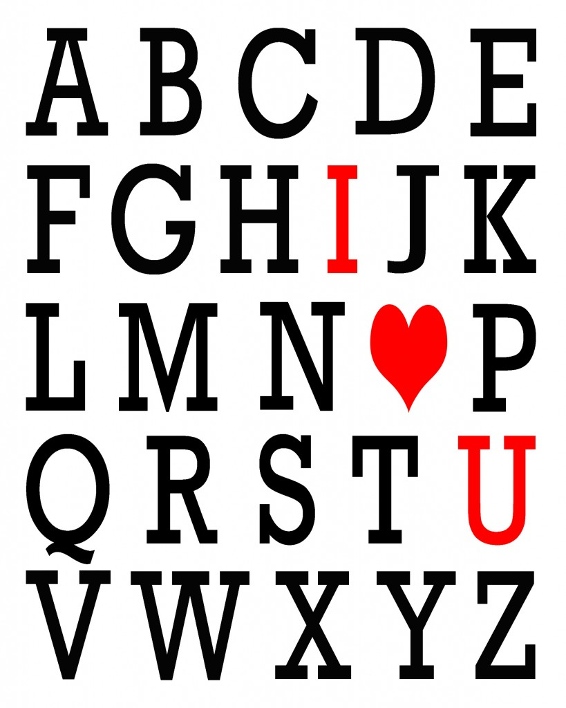 alphabet a wallpapers love