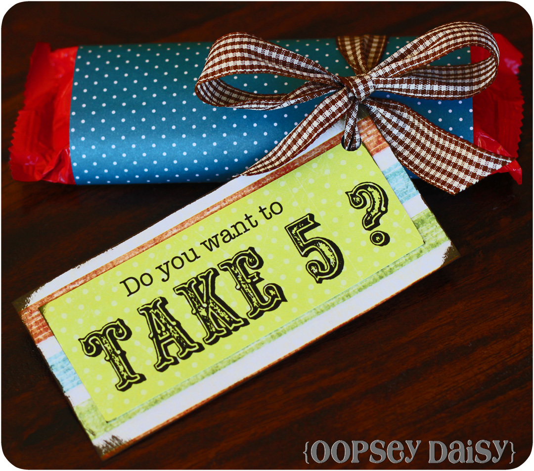 Take 5 Candy Bar