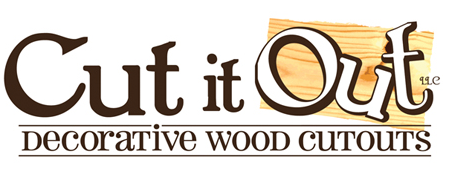 Cut It Out Is A Fantastic Shop That Offers Decorative Wood Cutouts. You Can  Find Wooden Alphabet, Numbers U0026 Symbols, Seasonal/holiday Decor, Or Even  Create ...