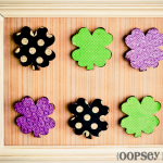 shamrock magnets_close