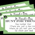 treasure hunt_clue examples