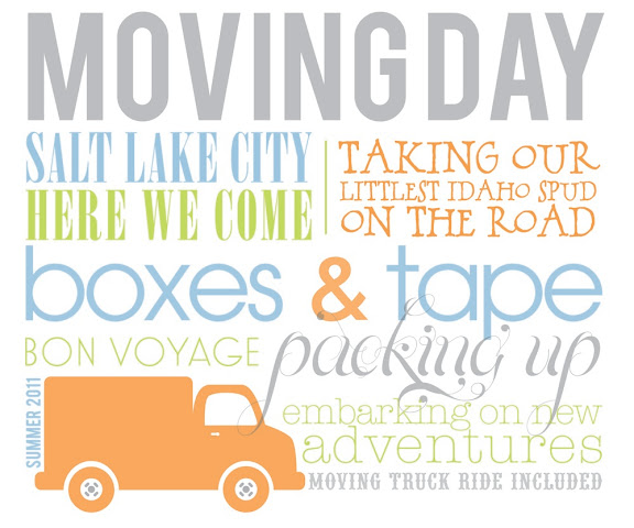 10 creative moving announcements oopsey daisy