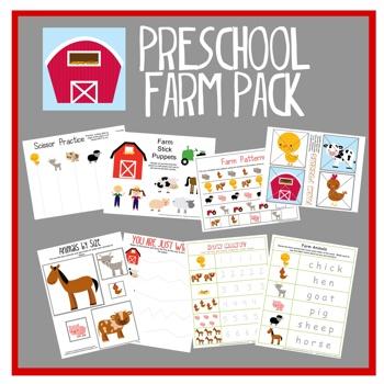 free preschool activities amp worksheet printables   the crafted