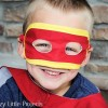 Superhero Mask {Crazy Little Projects}