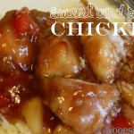 sweet and sour chicken_title