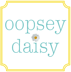 oopsey daisy blog